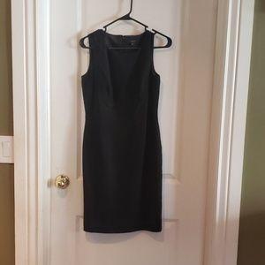 Ann Taylor black sheath dress. Never worn